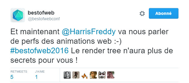 Harris Freddy Render tree