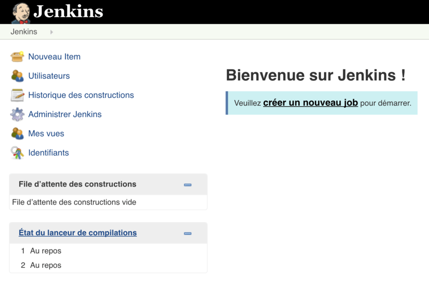 Jenkins - Google Cloud Platform
