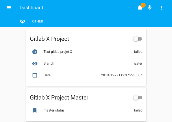 home-assistant gitlab-ci